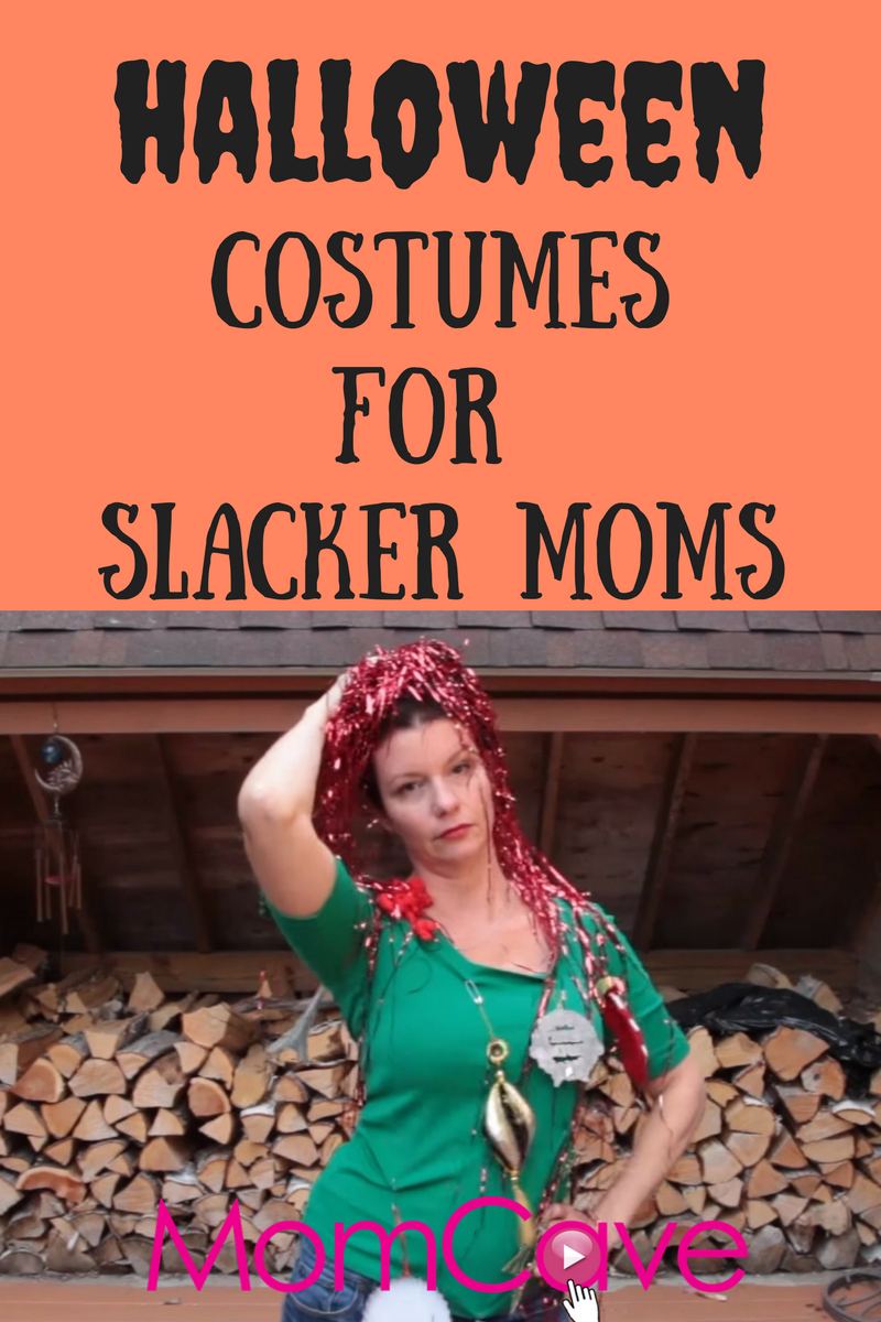 Step mom is ready to do an amazing trick or treat for her stepson and his friends - 2 7